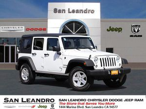 2017 Jeep Wrangler Unlimited for Sale in San Leandro, CA