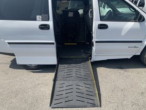 55,000 MILES Handicap Van Wheelchair Ramp Minivan Wheel Chair Chevy Uplander Cargo Passenger Ford Econoline Transit Chevy Express Dodge Ram Promaster for Sale in Corona, CA