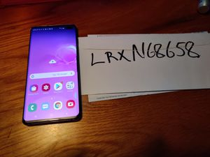 T-Mobile Samsung Galaxy s10+ for Sale in Duluth, GA