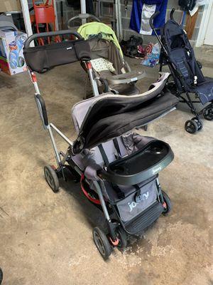 Joovy caboose lite double stroller for Sale in Fairfax, VA
