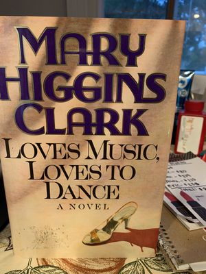 Mary Higgins Clark book signed for Sale in Maywood, NJ