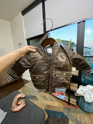 Baby boys winter jacket for Sale in Heber, AZ