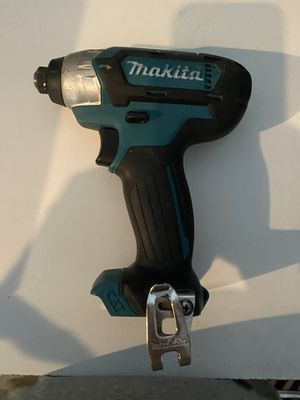 12v Makita - Impact - Tool Only for Sale in Grosse Ile Township, MI