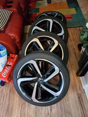 Honda accord wheel set for Sale in Springfield, VA