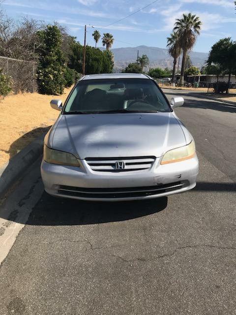 2002 Honda Accord ex v6