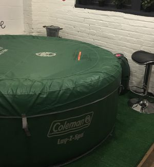 Coleman Inflatable hot tub. for Sale in Washington, DC