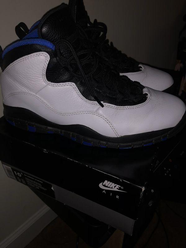 Jordan 10s Size 10.5
