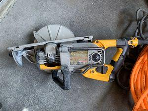 Dewalt circular saw for Sale in Salt Lake City, UT