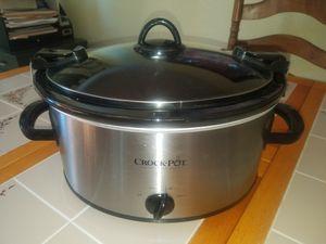 Crock Pot - Like New! for Sale in Mill Creek, WA