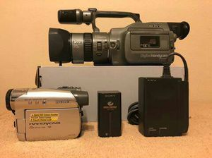 SONY VX1000 MiniDV 3CCD Camcorder for Sale in San Diego, CA