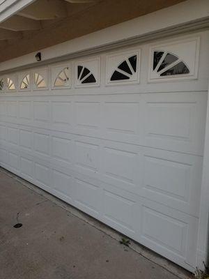 Garage door for sale... 951*400*3458 for Sale in Corona, CA