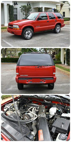 2004 Chevy Blazer 4x4 Very Clean for Sale in San Francisco, CA
