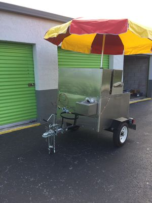 Hot dog cart for Sale in Miami, FL