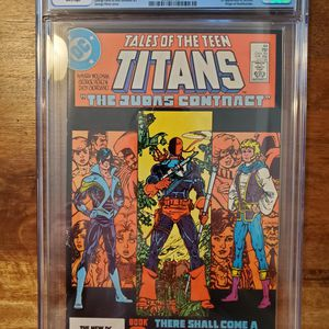 CGC Teen Titans Bundle for Sale in Los Angeles, CA