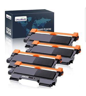 OfficeWorld Compatible Toner Cartridge Replacement for Brother 4-Pack) for Sale in Germantown, MD