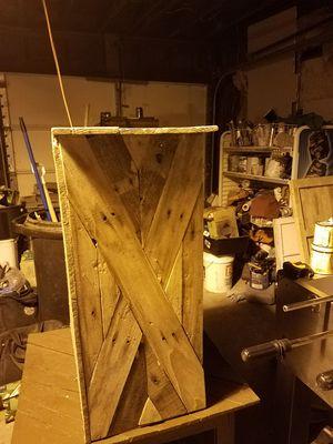 Custom pallet shelf for Sale in Laddonia, MO