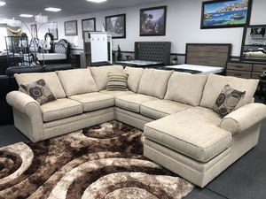Brown U Sofa Sectional American Made 🇺🇸 for Sale in Fresno, CA