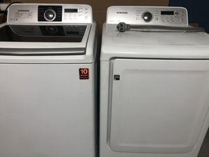 Samsung steam washer and dryer for Sale in Nashville, TN