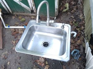 Complete Stainless Steel Sink for Sale in Goldsboro, PA