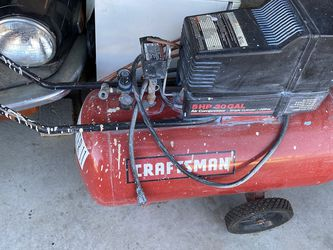 Craftsmen Air compressor. for Sale in Trabuco Canyon,  CA