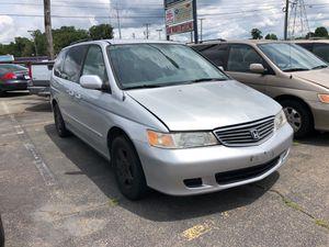 2001 Honda Odyssey Ex Minivan 4D for Sale in Richmond, VA