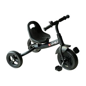3-Wheel Indoor / Outdoor Recreation Ride-On Toddler Tricycle with Bell - Black for Sale in Gibsonton, FL