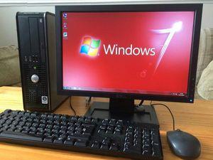Dell mini optiplex 755 for Sale in Houston, TX