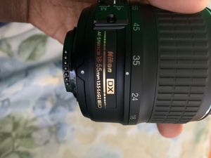 Nixon Dx camera Lens for Sale in Valley Stream, NY
