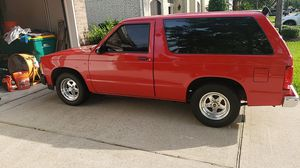 1992 chevy blazer 41000 original miles for Sale in Houston, TX