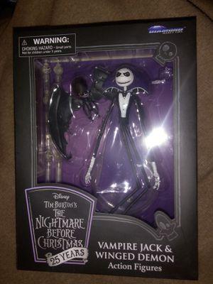 Nightmare before Christmas Vampire Jack for Sale in Phoenix, AZ
