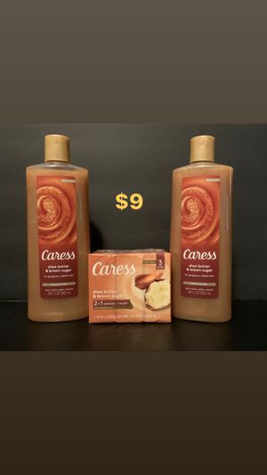Caress body wash and soap for Sale in Morrow, GA