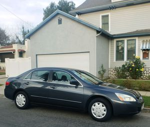 2OO5 Honda Accord LX Sedan / 137K Miles / Very Nice for Sale in March Air Reserve Base, CA