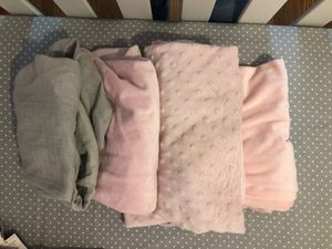 Set of 4 changing table pad sheets for Sale in Chicago, IL