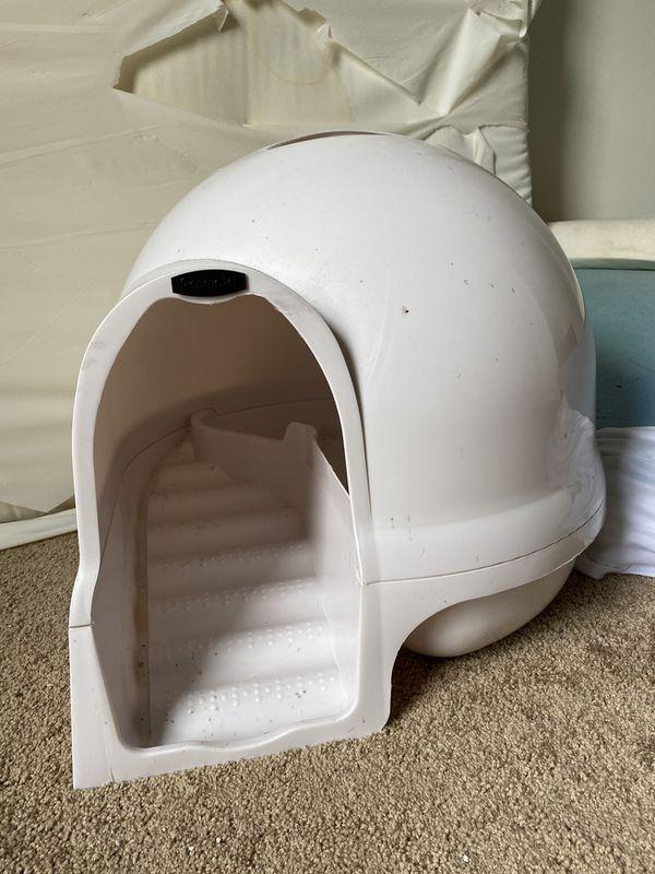 XL Dome Litter Box