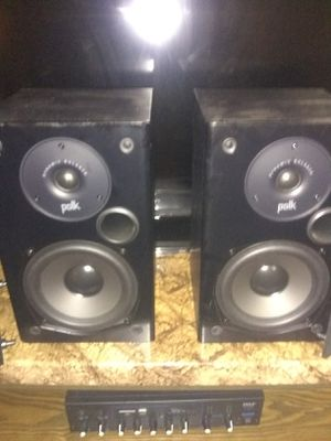 Polk audio for Sale in Moberly, MO