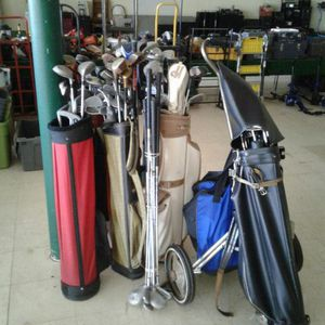 Variety of golf clubs for Sale in Detroit, MI