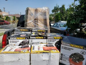 Pallet of air compressors for Sale in Bell Gardens, CA