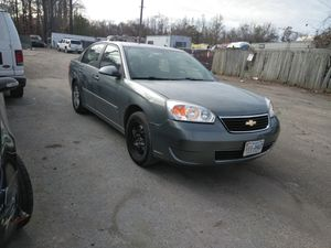 2006 Chevy Malibu only 157 k miles very reliable and dependable Runs great for Sale in Washington, DC