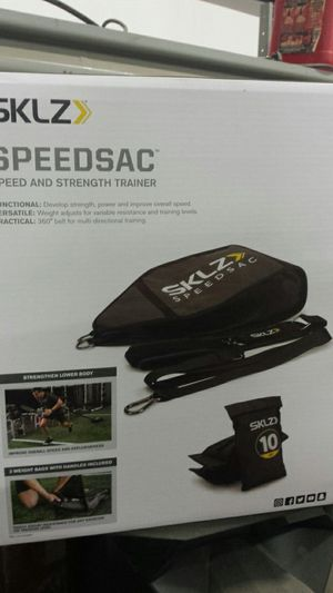 new sklz speed sac weight sled for Sale in Tempe, AZ