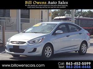 2012 Hyundai Accent for Sale in Avon Park, FL