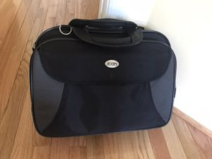 ICON Laptop or notebook carrying Case with Shoulder Strap for Sale in Vienna, VA