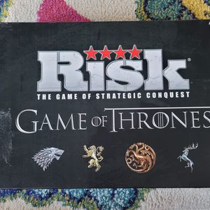 Risk - Game Of Thrones - Board Game for Sale in Fairfax, VA