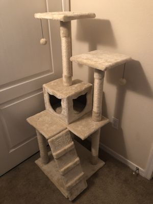 Four Level Cat Tower for Sale in Mesa, AZ