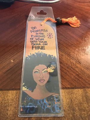 """""""Soul on Fire"""" bookmark for Sale in Mansfield, TX"""