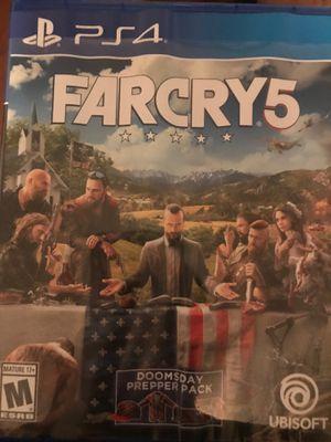 Far cry 5 for Sale in Frostproof, FL