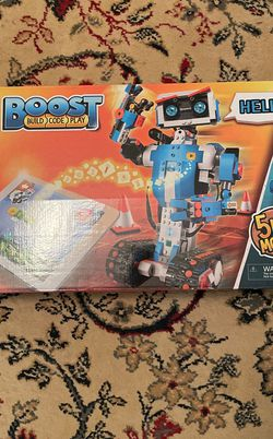 LEGO Boost Build Code Play 5in1 Set For Kids for Sale in Beavercreek,  OR