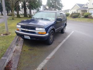 1999 chevy blazer for Sale in DuPont, WA