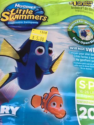 Huggies little swimmers for Sale in Arvada, CO
