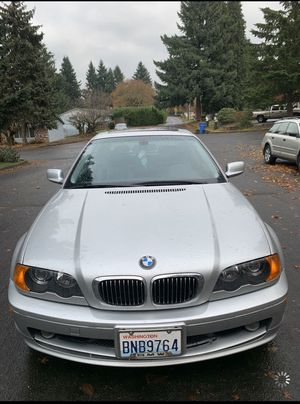 2000 BMW 3 Series 328Ci Coupe 2D for Sale in Vancouver, WA