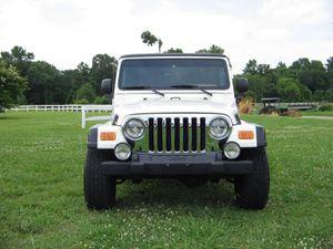 Best offer 2003 Jeep Wrangler Rubicon 4WDWheels4 for Sale in Washington, DC